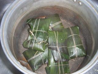 Trinidad Cornmeal Pastelle