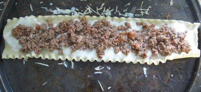 Trini Lasagna Rolls