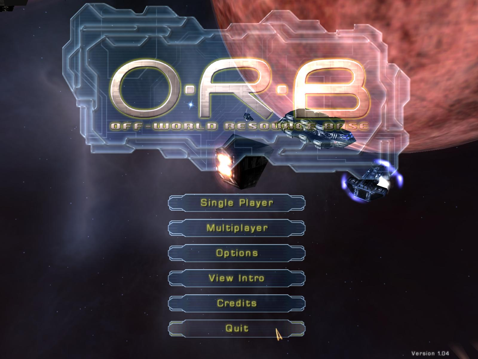 O R B : Off-World Resource Base | Daily PC Game Reviews