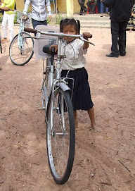 A Way To School - Rotary Bikes