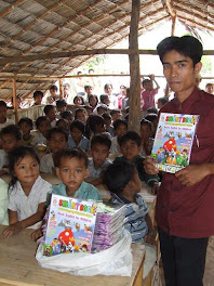 'Big Love' School Receives Books