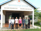 Rotary Volunteers and Cambodian Red Cross