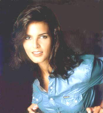 young angie harmon sexy