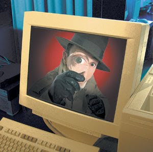 aging spies unable to use the internet