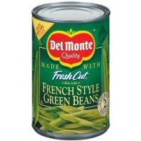 can of del monte green beans sets toxic bpa record