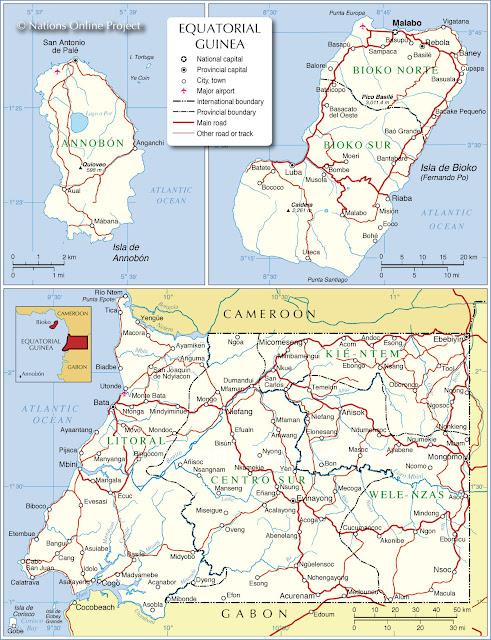 Malabo - Ækvatorialguinea