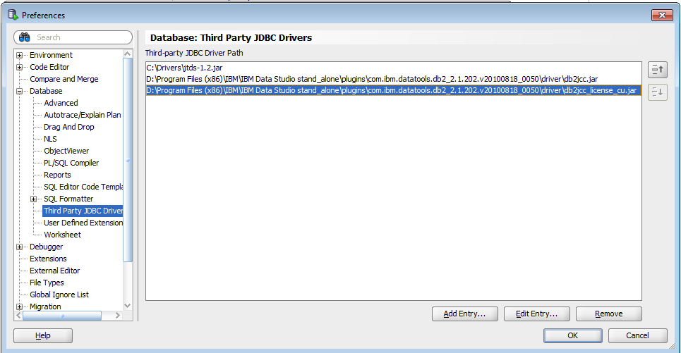 how to connect db2 database in java using eclipse