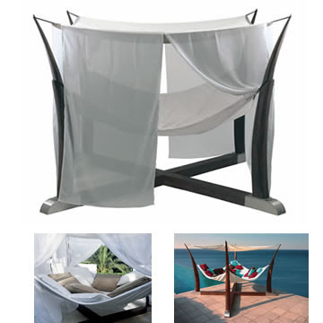 Cocoon Hammock by Henry Hall Designs