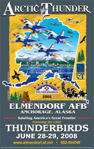 Arctic Thunder Elmendorf AFB June 28-29