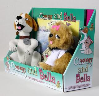 Casey and Bella by Jane Lovascio
