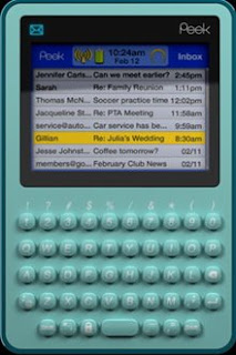 Peek Portable Email Reader