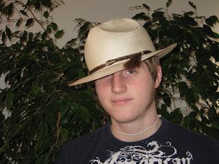 Buntal Straw Hat  Western Style Fedora 29e017b67eb