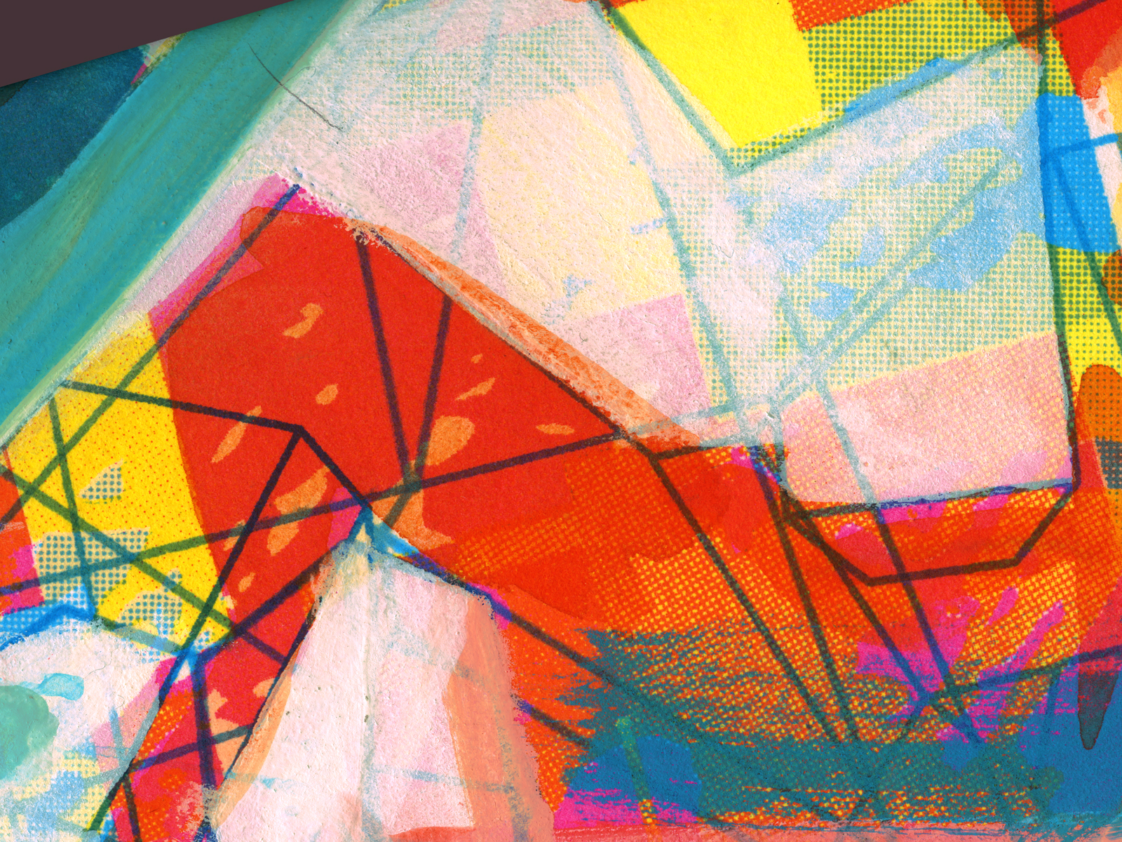 digital space: abstract spaces/landscapes