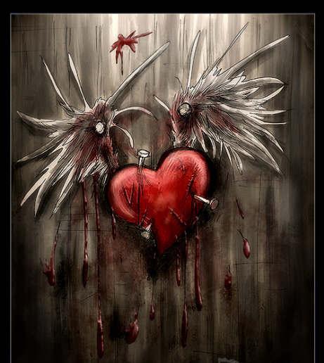 Bleeding Emo Quotes: Adicto Al Amor: Corazon Muerto