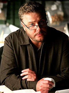 William Peterson, aka Gil Grissom