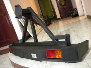 Indo Aksesoris Offroad Bumper Arb 4mm