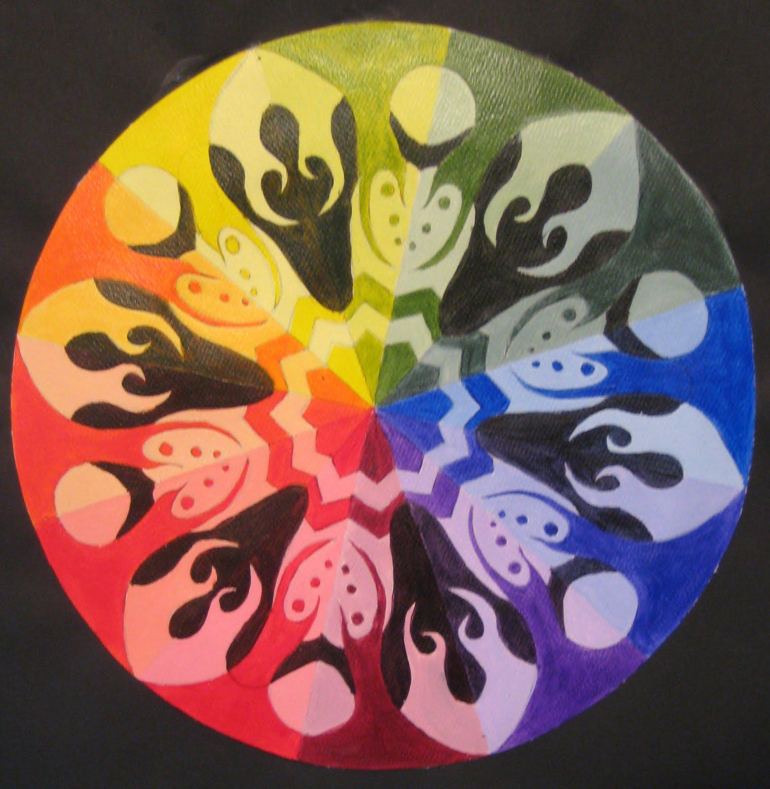 Adventures Of Creativity Creative Color Wheels