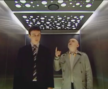 Kraut's English phonetic blog: an elevator controlled by