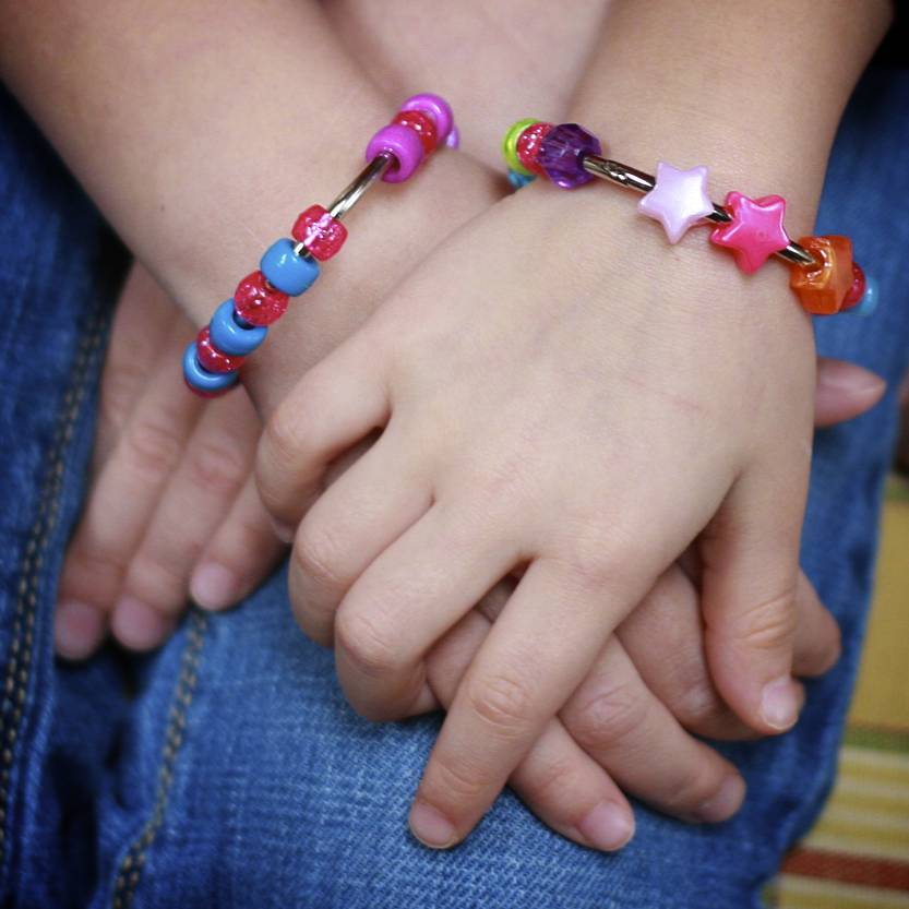 Book Binder Ring Bracelets | iloveitallwithmonikawright.com
