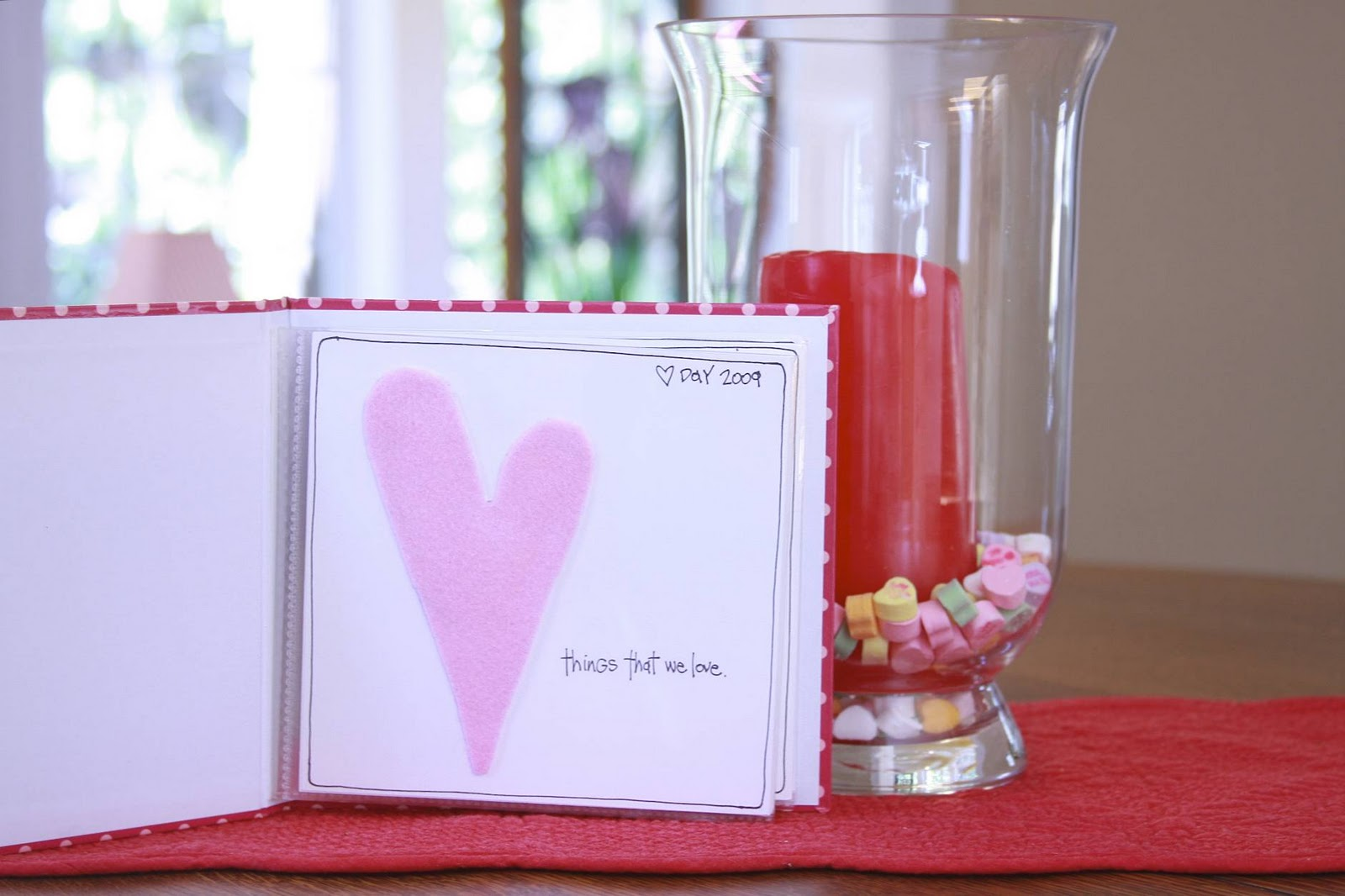 Things That We Love Mini Album | Monika Wright