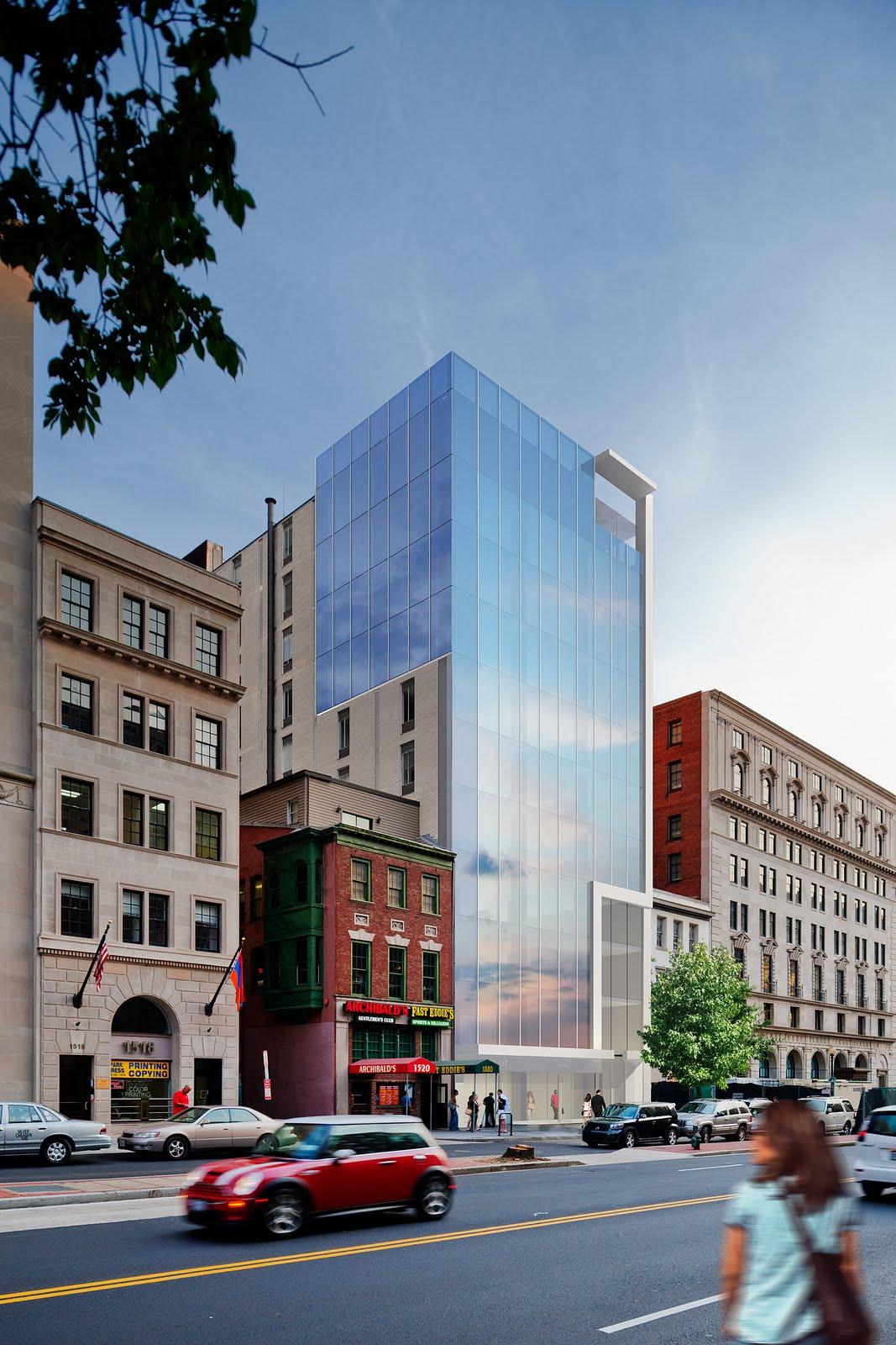 Group Goetz Architects, Akridge, Davis Construction