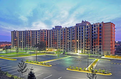 Washington DC commercial real estate, Wiencek Associates, Overlook Apartments, Parkside Terrace, Harkins Builders