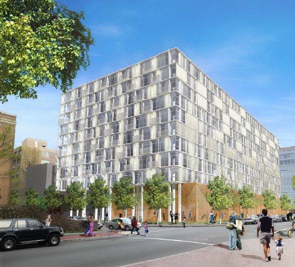 Eastbanc Development of West End, Washington DC