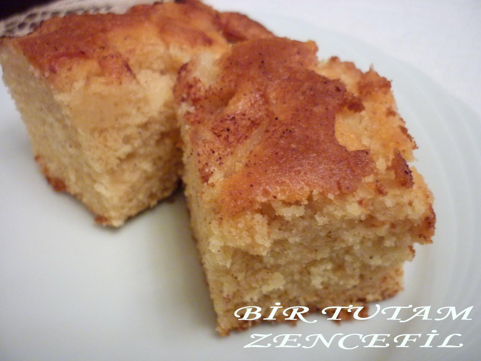 Armutlu Haşhaşlı Kek Tarifi