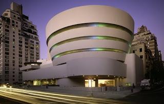 Edificio Museo Guggenheim Nueva York. Análisis, comentario e imágenes.