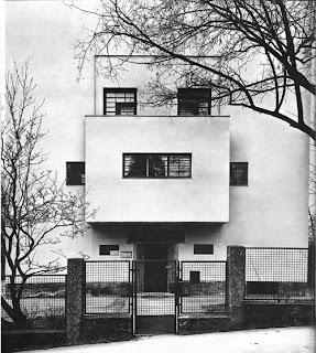 Casa Moller Adolf Loos Viena 1927  Revista Arquitectura y Diseo Inspirate con nuestros interiores y casas de diseo