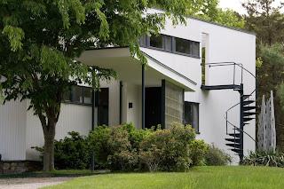 Casa Gropius en Estados Unidos