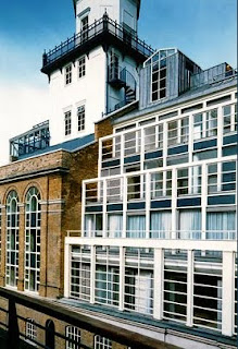 Anchor Brewhouse en los Docklands de Londres