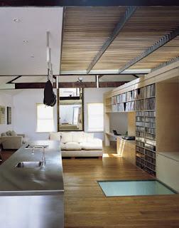 Loft en Londres Simon Conder