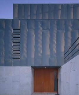 Nieto Sobejano Casa Zinc