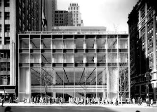 Edificio estilo internacional