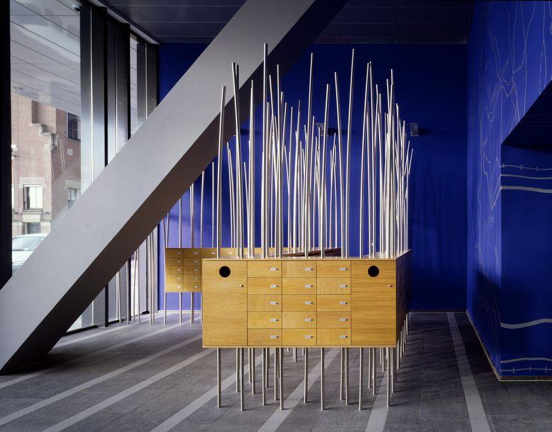 Montevideo de mecanoo arquitectura y dise o los for Los mejores disenos de interiores del mundo