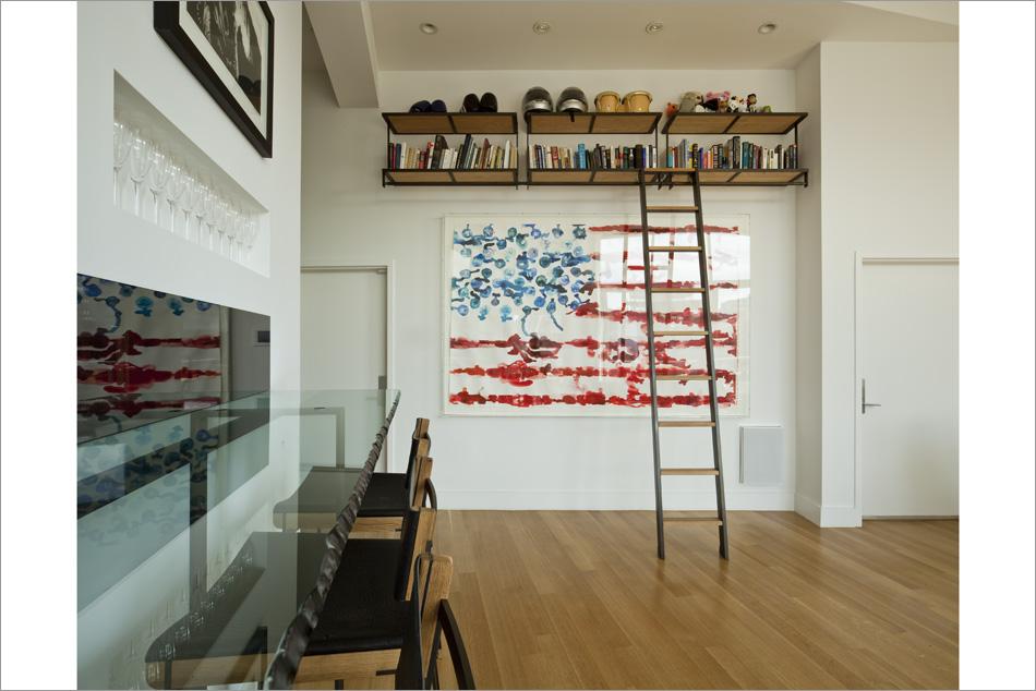 Loft en nueva york revista arquitectura y dise o for Revista habitat arquitectura diseno interiorismo