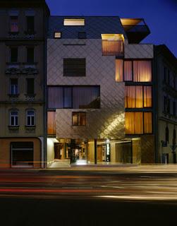 Edificio de Diseño en Graz