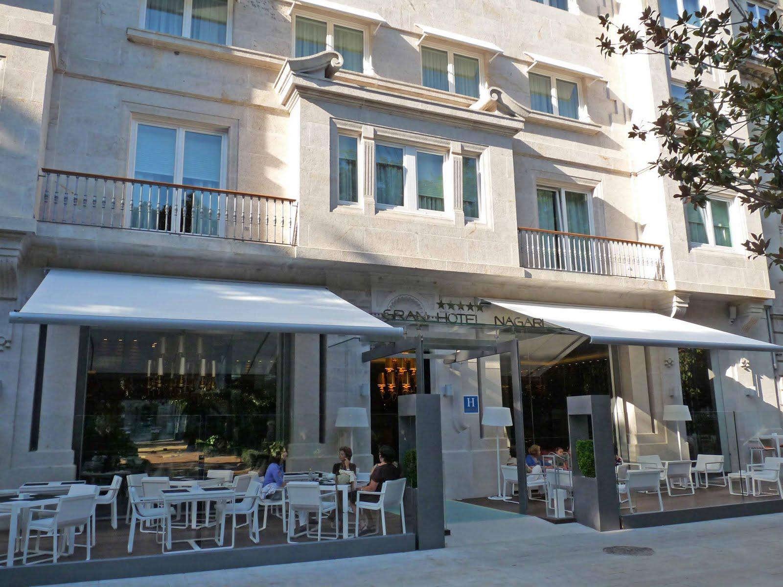 gran hotel nagari de mar a otero y fefa cid arquitectura