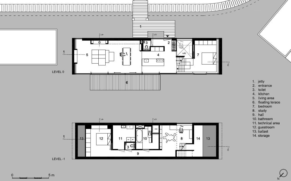 Water villa de 31 architects arquitectura y dise o - Arquitectura y diseno de casas ...