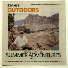 The Front Cover of Idaho Outdoors