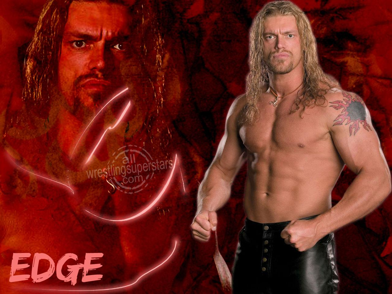 wwe edge symbol