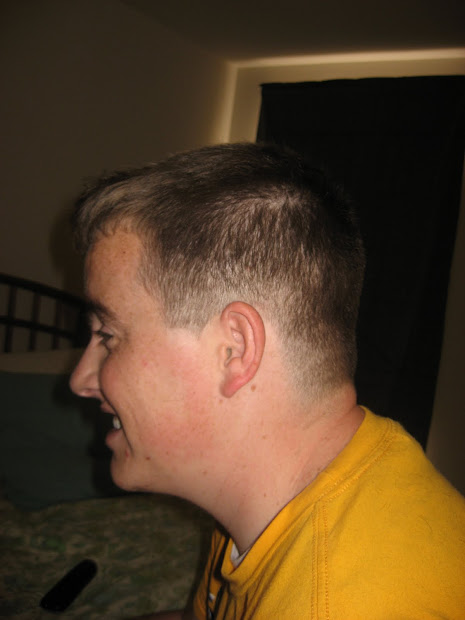 derek and christie bad haircut