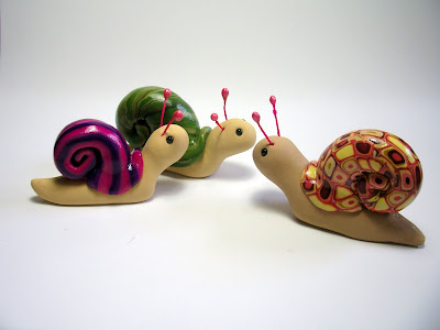 Rainbow Snails join the Quernus ranks