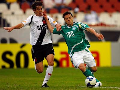 Assistir Vasco x Palmeiras 21h50 Copa Sul-Americana