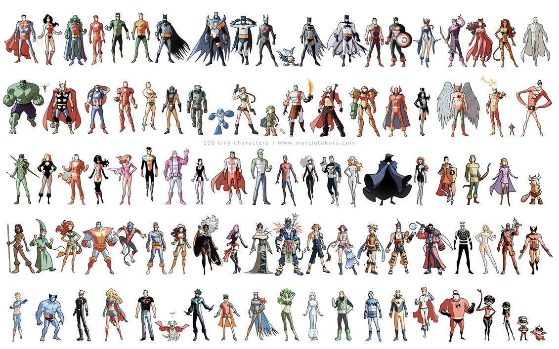 X Men Anime Characters Database : The dork review cool wallpaper by marcio takara