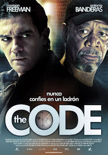 The Code - Antonio Banderas and Morgan Freeman