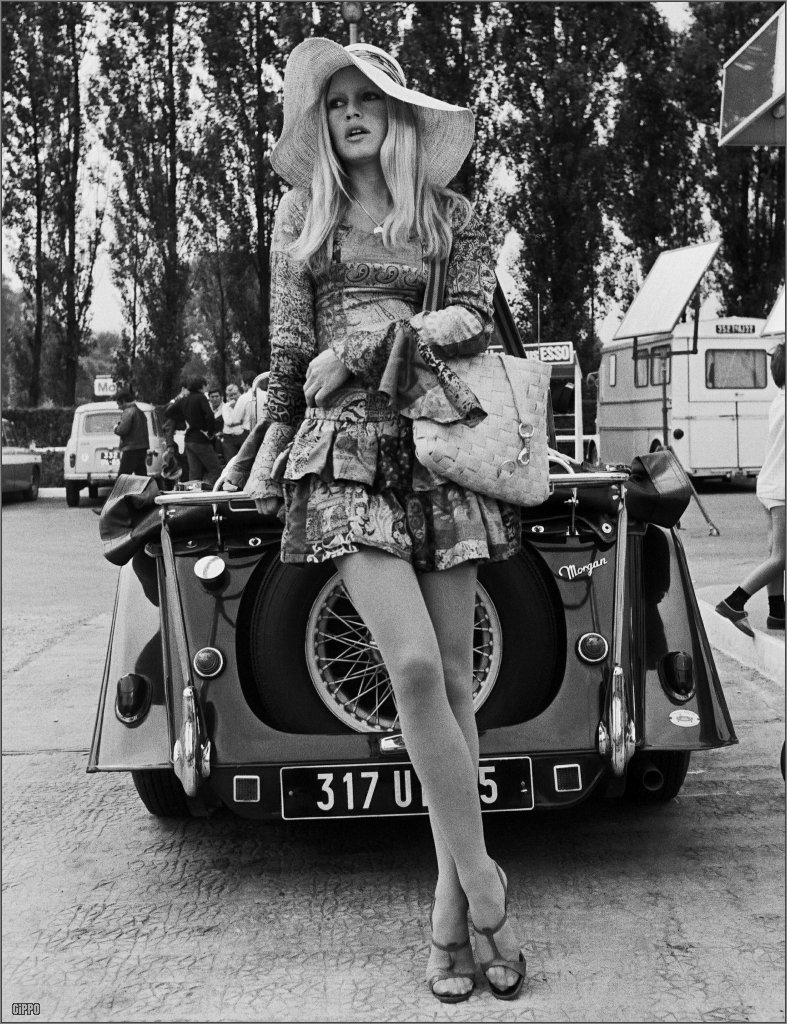 Style Icon Yasmin Sewell: Fashion Gossip: Brigitte Bardot Style Icon