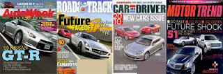 Why Car Magazines Suck