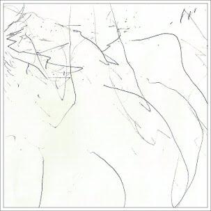 """Yksivuotiaan lapsen piirustus, nimeltänsä Hieno Kuu - Drawing of a one year old child, named """"Fine moon"""""""